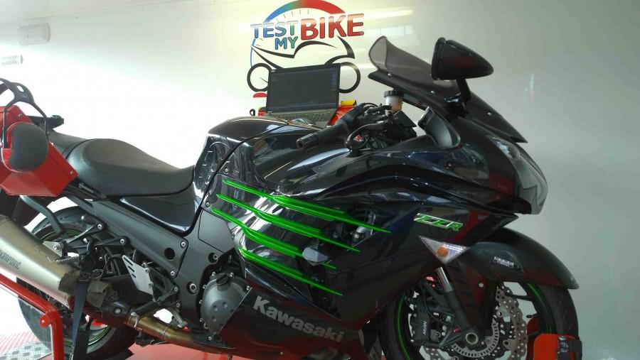 Test My Bike Banc Dessais Mobile Pour Motos